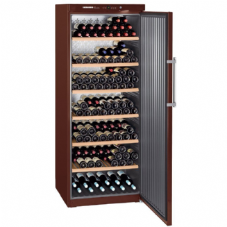 LIEBHERR WKT6451 Freestanding Grand Cru Single Zone Wine Chiller in Terra, 193cm